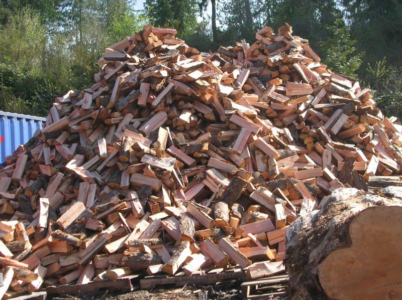 Loads of wood shortcut mowers for Cordwood house cost