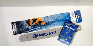"Genuine Husqvarna Bar & Chain combo - To suit Husqvarna 15"" - 64DL .325 x .050."