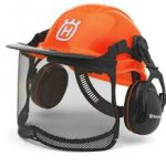Husqvarna Complete safety helmet